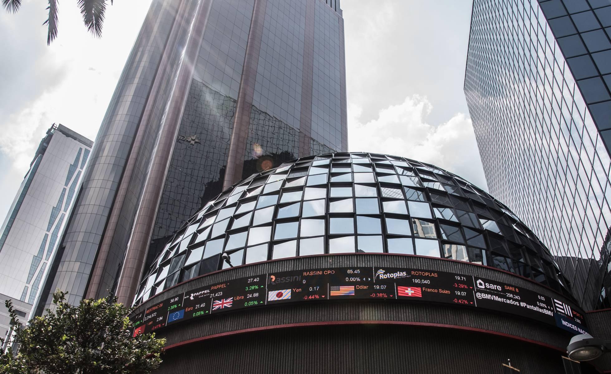 bolsa mexicana de valores