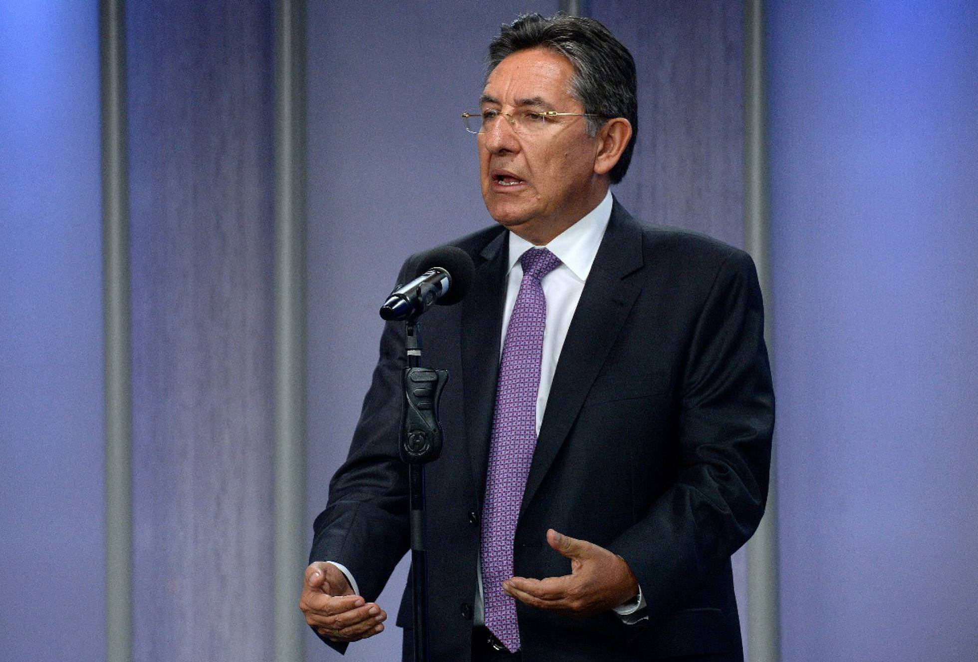 El fiscal de Colombia dimite tras la orden de liberación de un exlíder de las FARC