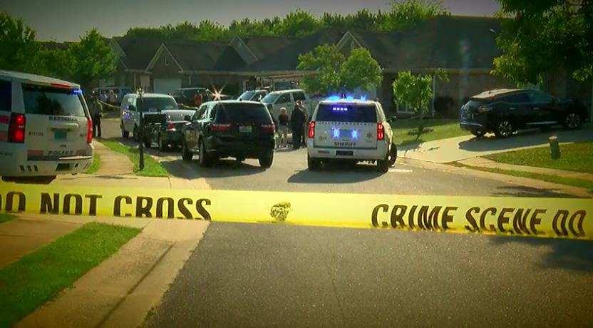 Hombre de McCalla acusado del asesinato de su esposa, durante altercado doméstico