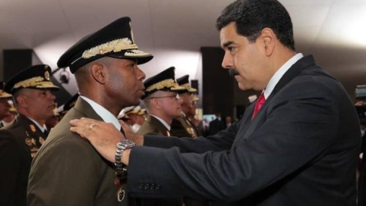 manuel ricardo cristopher figuera y Maduro