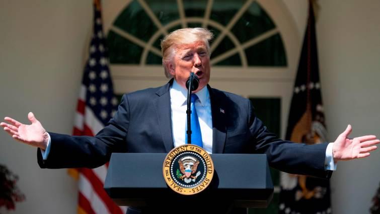 presidente Donald Trump
