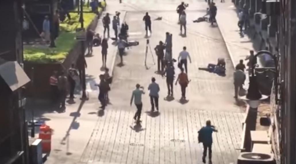 Un tiroteo a plena luz del día sacude el centro de Cuernavaca