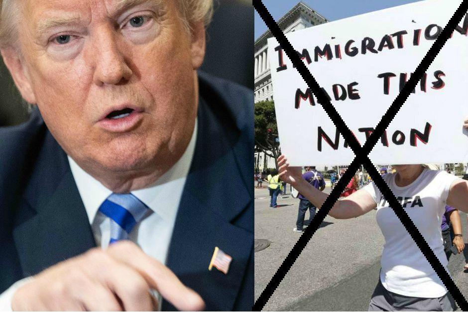 Donald Trump inmigracion