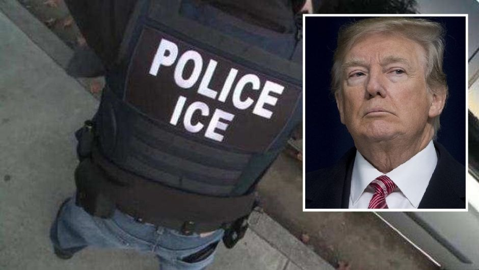 """Trump advierte este domingo: """"Dos semanas y la gran deportación comienza"""""""
