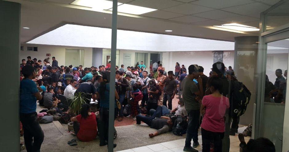 Migrantes rechazan trabajos en la industria maquiladora en México