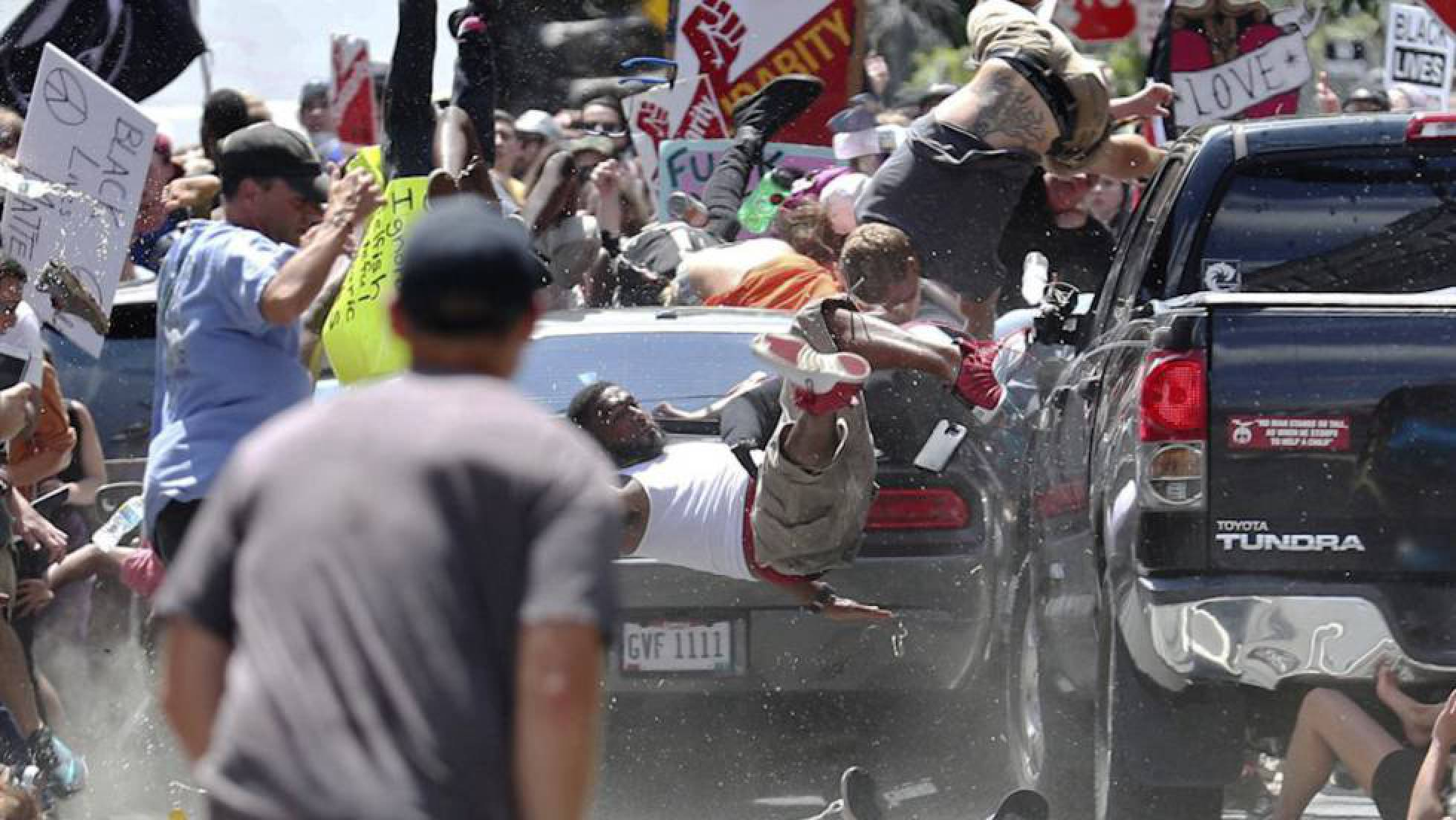 Cadena perpetua para el supremacista que arrolló a los manifestantes de Charlottesville