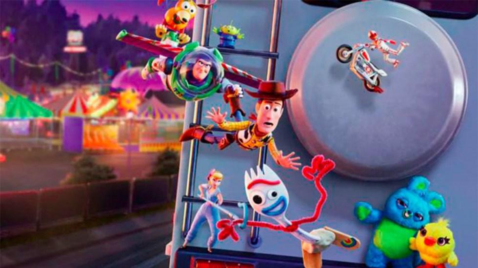 """Toy Story 4"" decepciona en taquilla pese a recaudar 118 mdd"