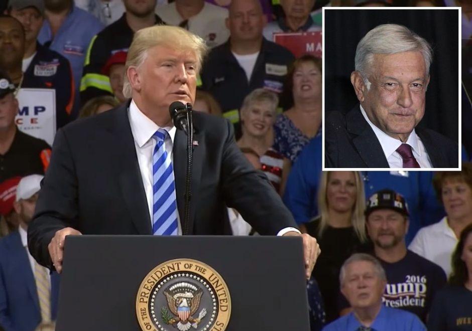 Trump presume de que México comprará más productos agrícolas a EEUU