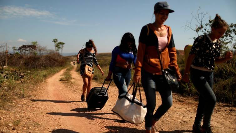 venezuela migrants