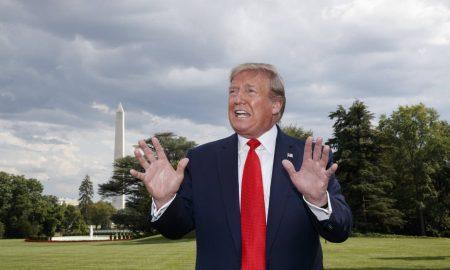 1 Donald Trump en la casa blanca