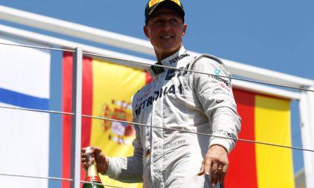 1 Michael Schumacher