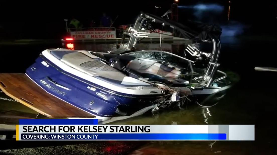Nuevos equipos de buceo se unen a la búsqueda de Kelsey Starling