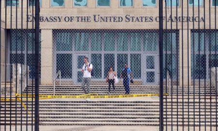 1 embajada EEUU en la Habana