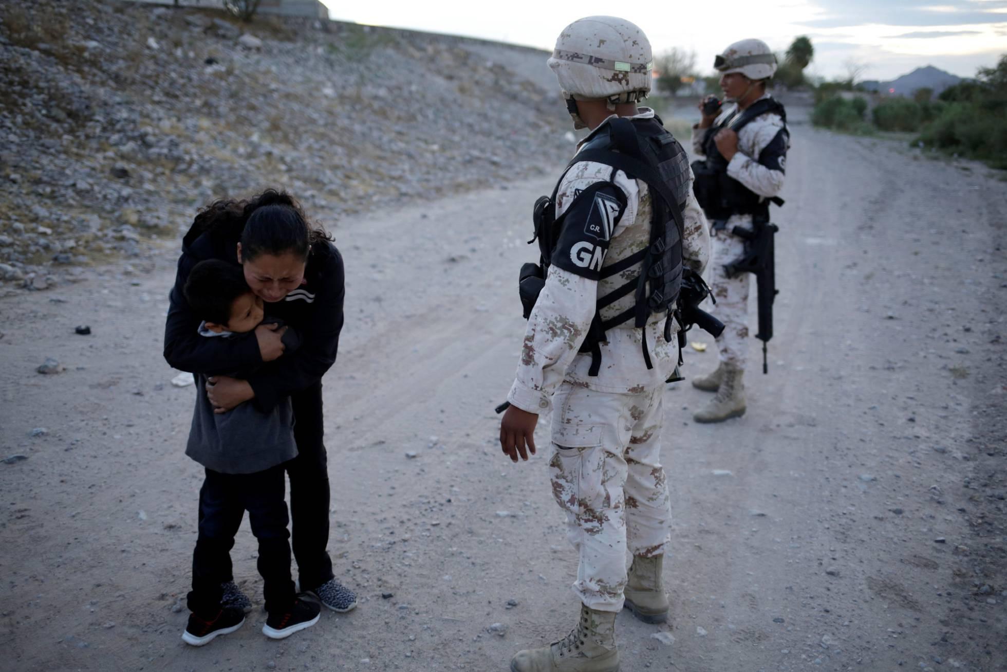 Trump amenaza a Guatemala con aranceles para que acepte más solicitantes de asilo