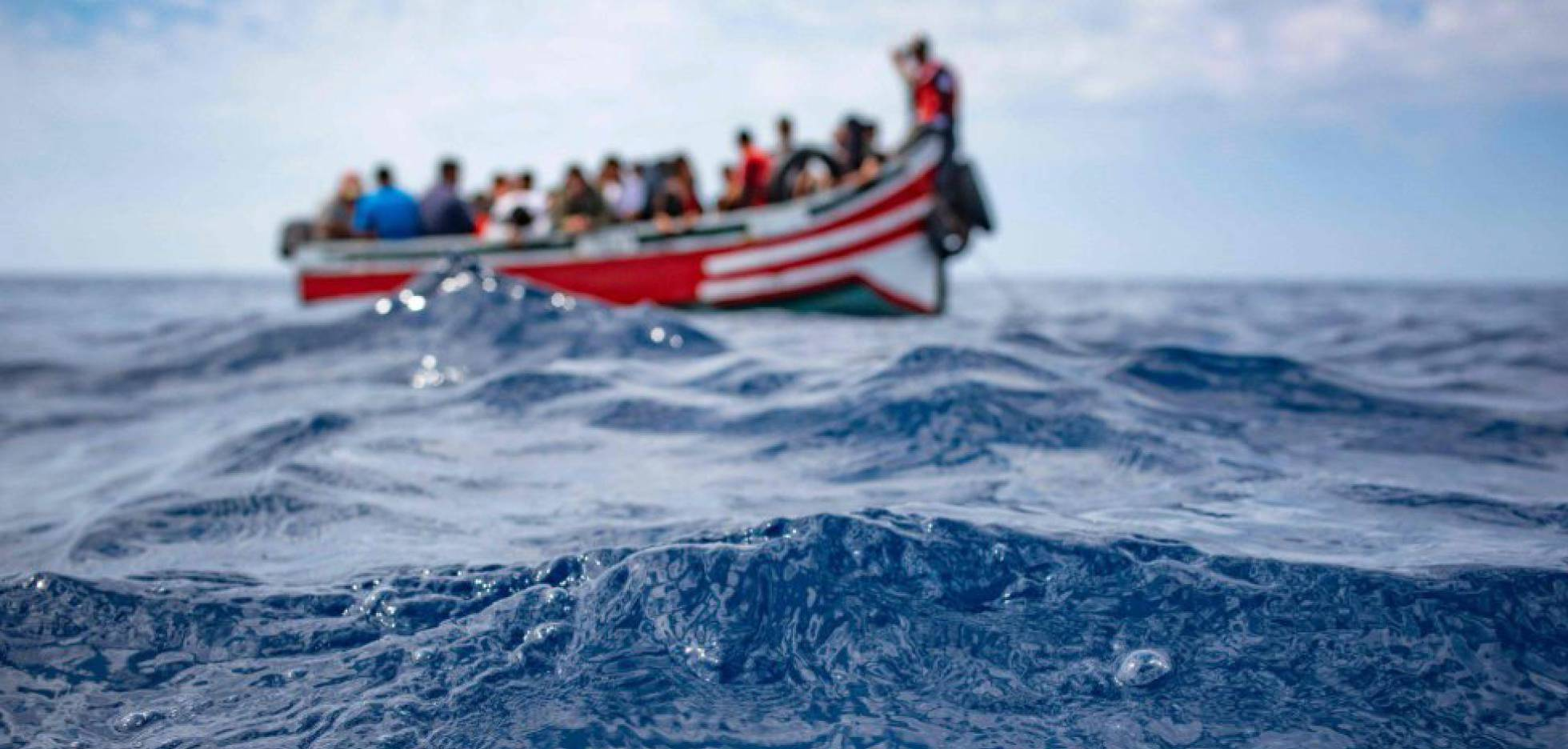 Más de cien migrantes desaparecidos tras un naufragio en la costa libia