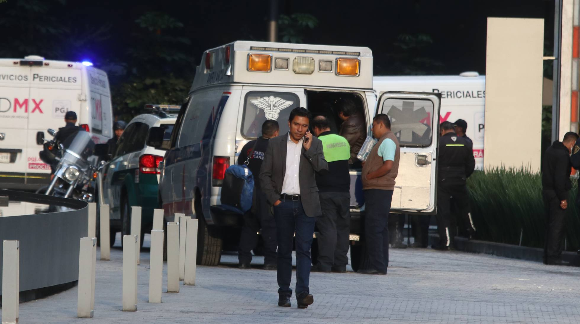 Una peluca, la mafia israelí y un doble asesinato: un crimen a sangre fría en Ciudad de México