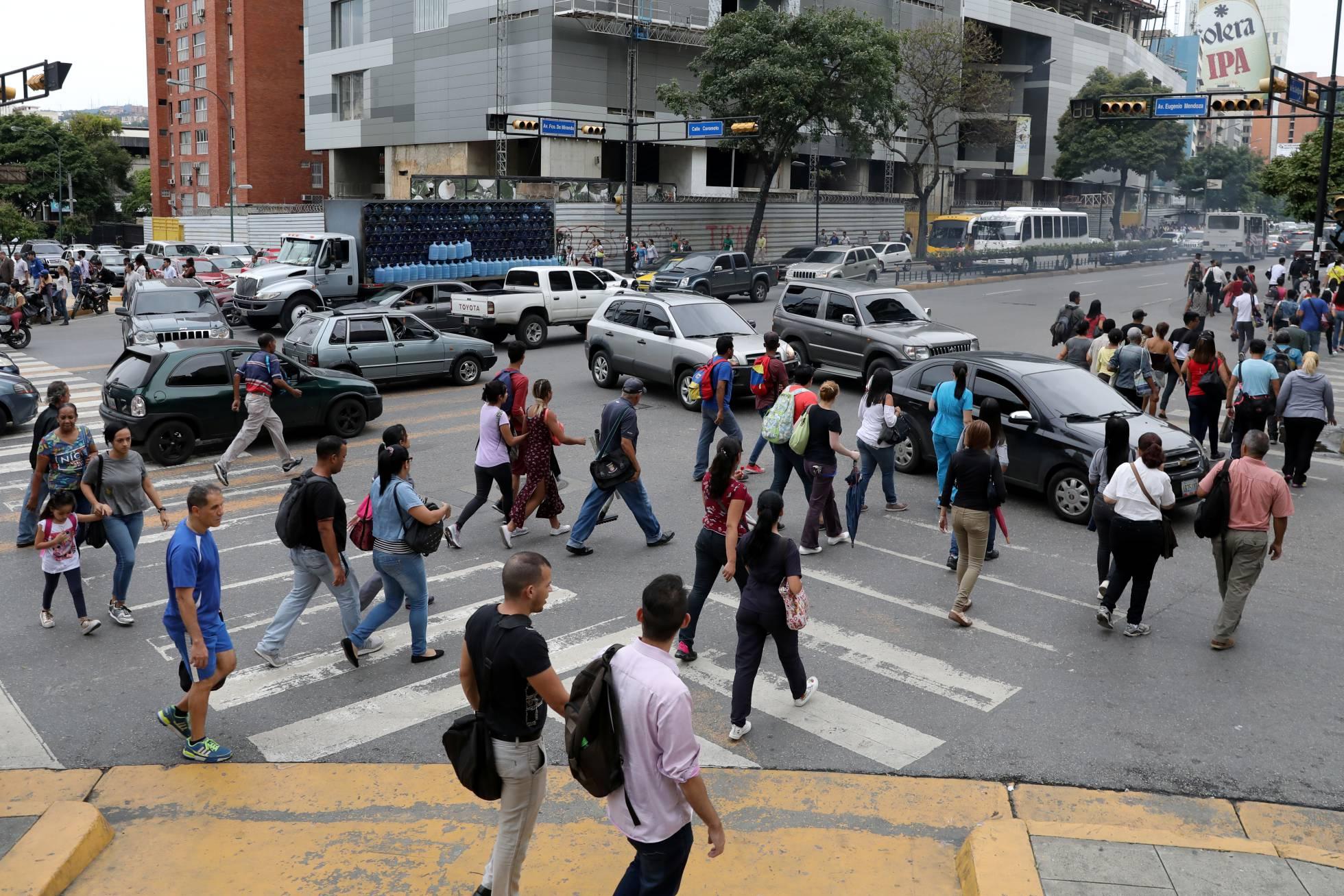 El colapso del sistema eléctrico sume de nuevo a Venezuela en el caos