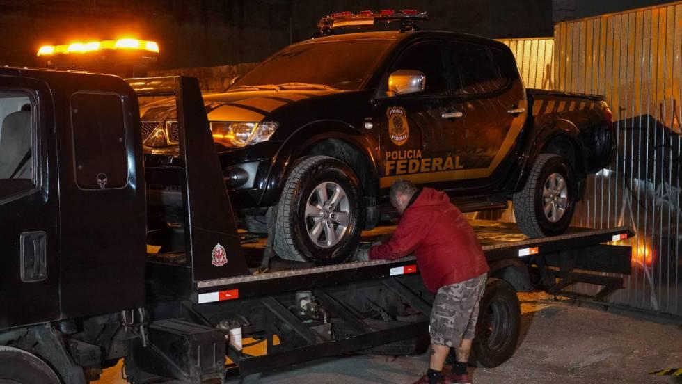 La policía brasileña detiene a dos sospechosos del robo de más de 700 kilos de oro en São Paulo