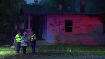 titusville house fire