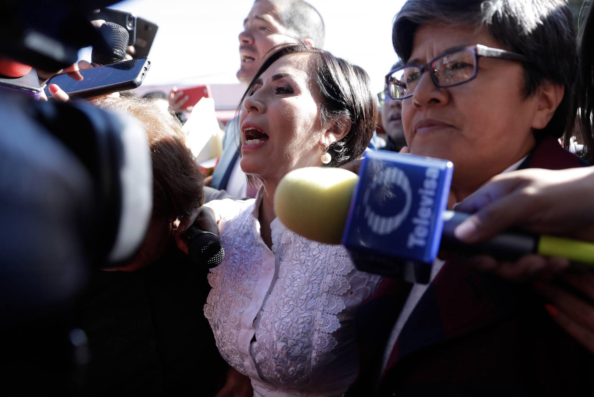 Imputada en México una exministra del Gobierno de Peña Nieto
