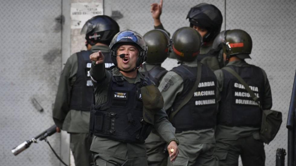 1 FAES Venezuela
