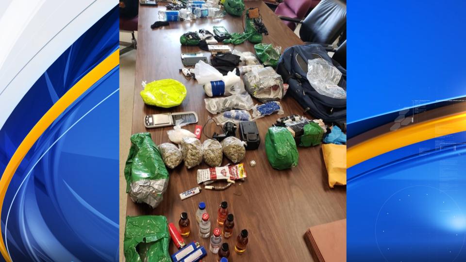 Las autoridades de Bibb Co. arrestan a 4 personas en relación con la redada de drogas en un correccional