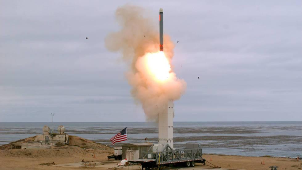 Rusia y China alertan de una escalada militar tras el ensayo de un nuevo misil por EE UU