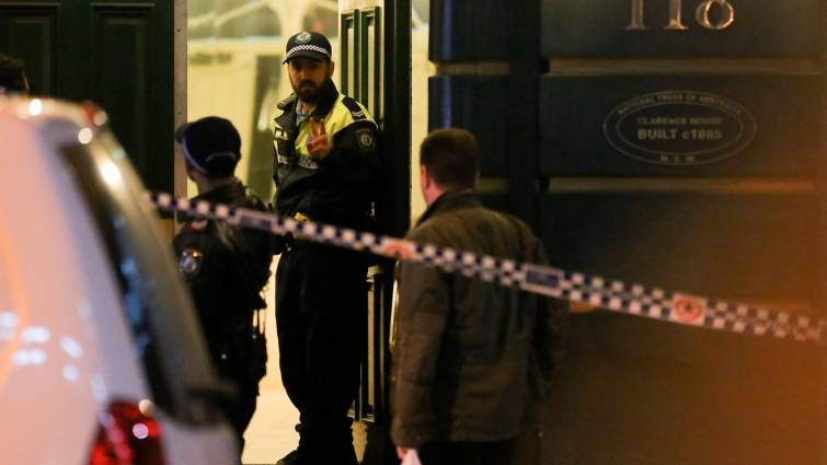 1 muerto y herido en Sidney