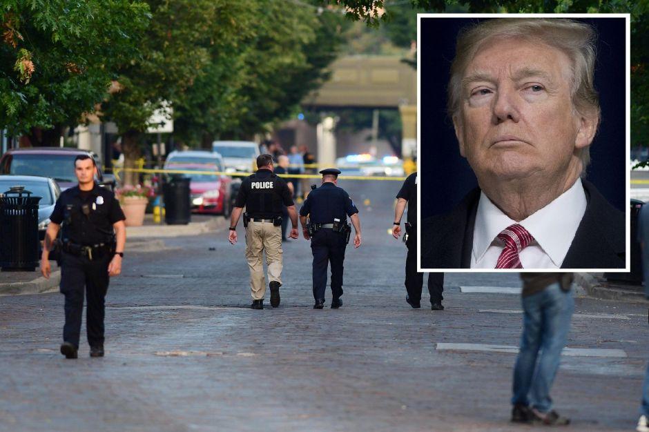 Donald Trump acusado de division racial