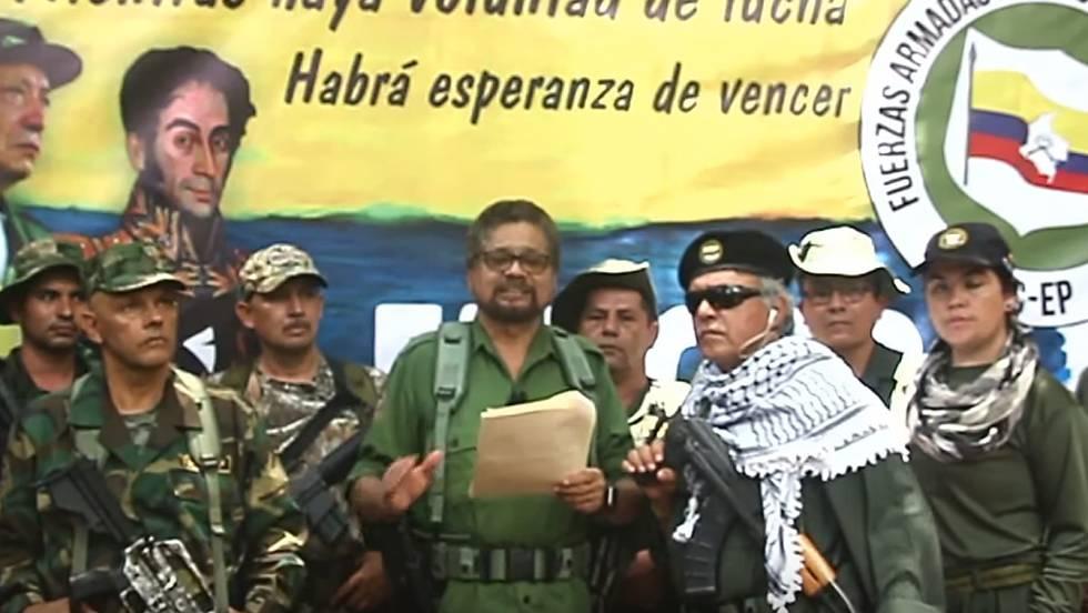 El disidente de las FARC Iván Márquez anuncia que retoma las armas en Colombia