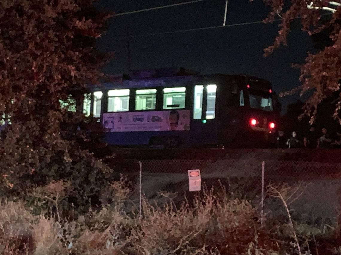 Decenas de lesionados en incidente de tren en Sacramento, California