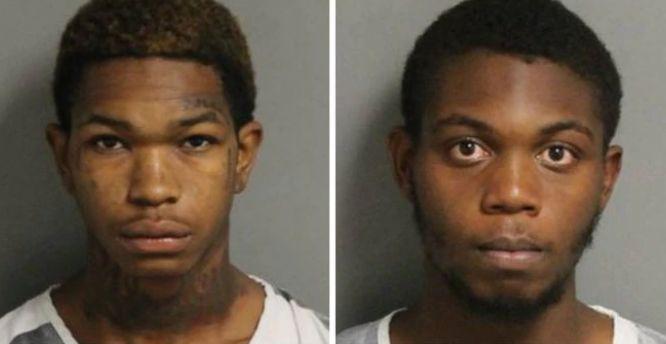 2 jóvenes acusados de robo de auto, en el complejo de apartamentos de Hoover