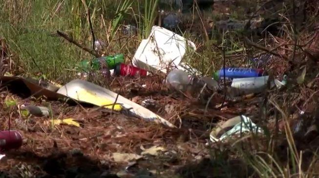 multas por basura en Alabama