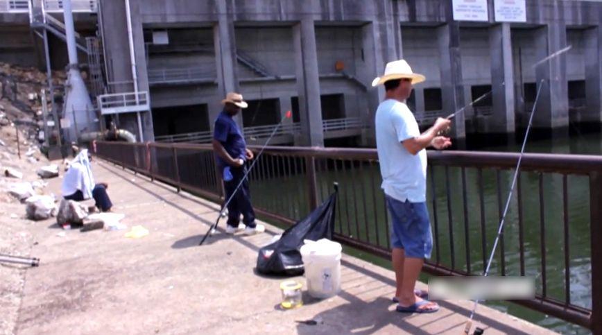 pescados contaminados Coosa River