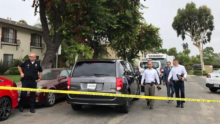 Un ataque a puñaladas en California deja al menos cuatro muertos y dos heridos