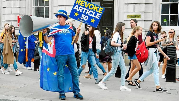 protestas contra el