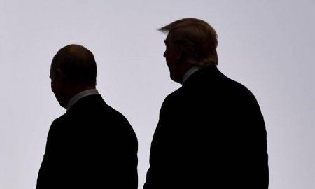 putin y trump G20