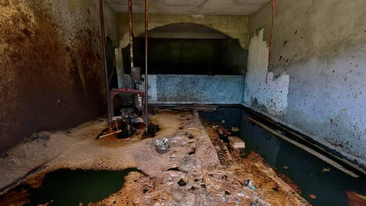 El extraño hallazgo de petróleo en una vivienda familiar de México