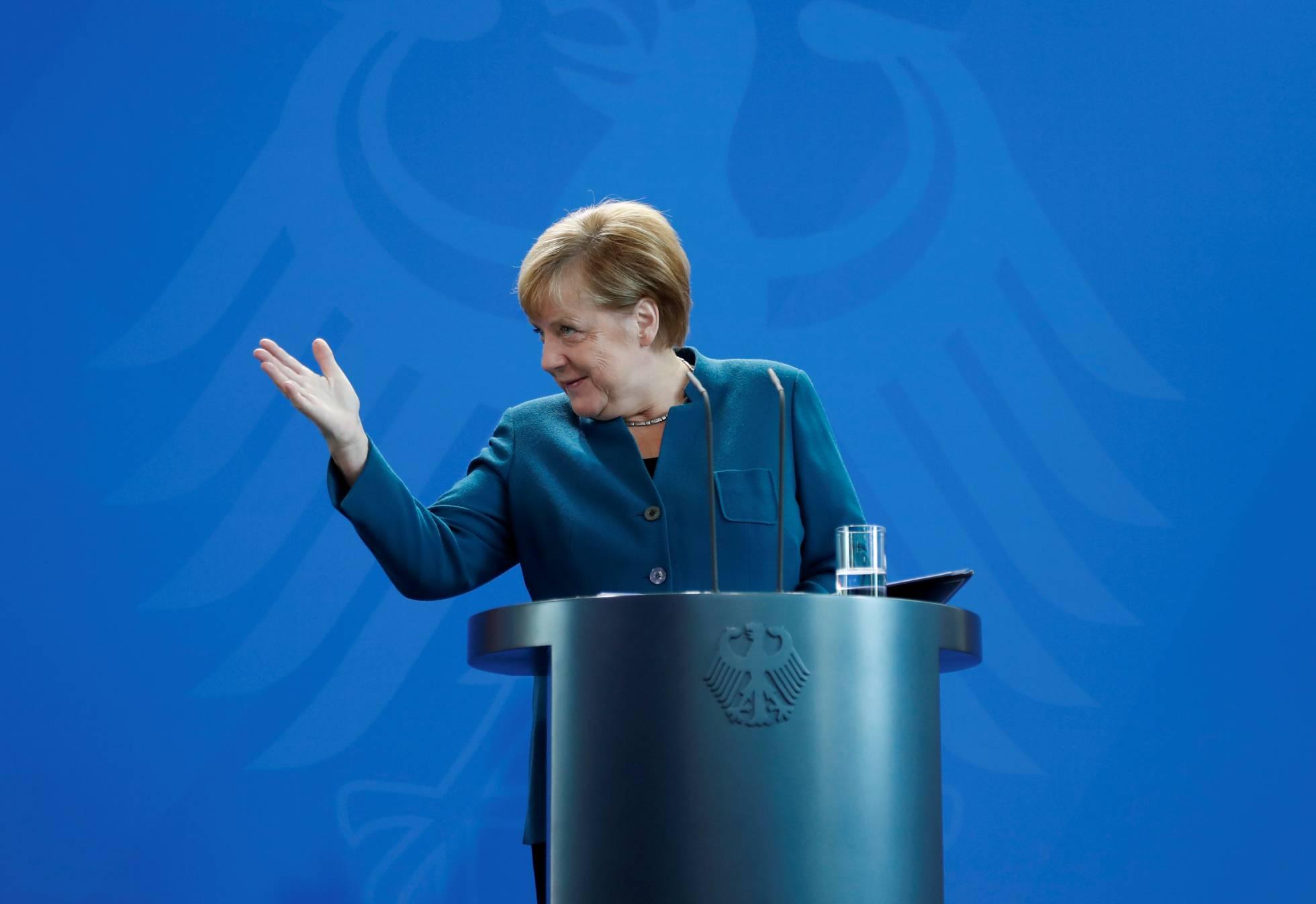 1 Angela Merkel