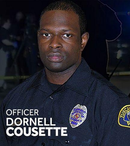 Oficial de policía de Tuscaloosa, muere después de recibir un disparo en cumplimiento de su deber