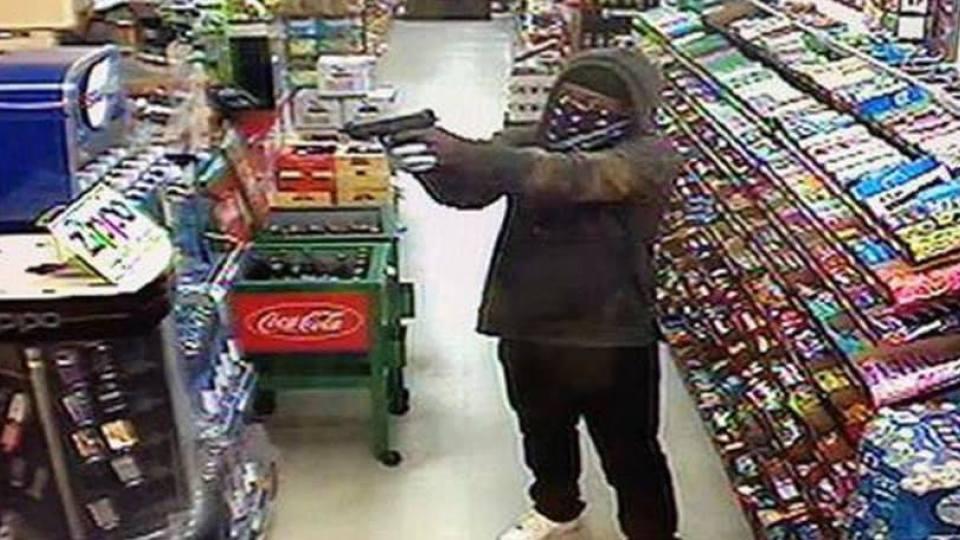 La policía de Gardendale, busca sospechoso de robo a mano armada