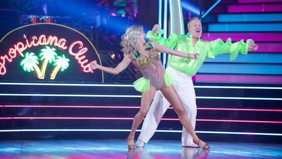 De secretario de prensa de Trump a bailarín en un programa de televisión