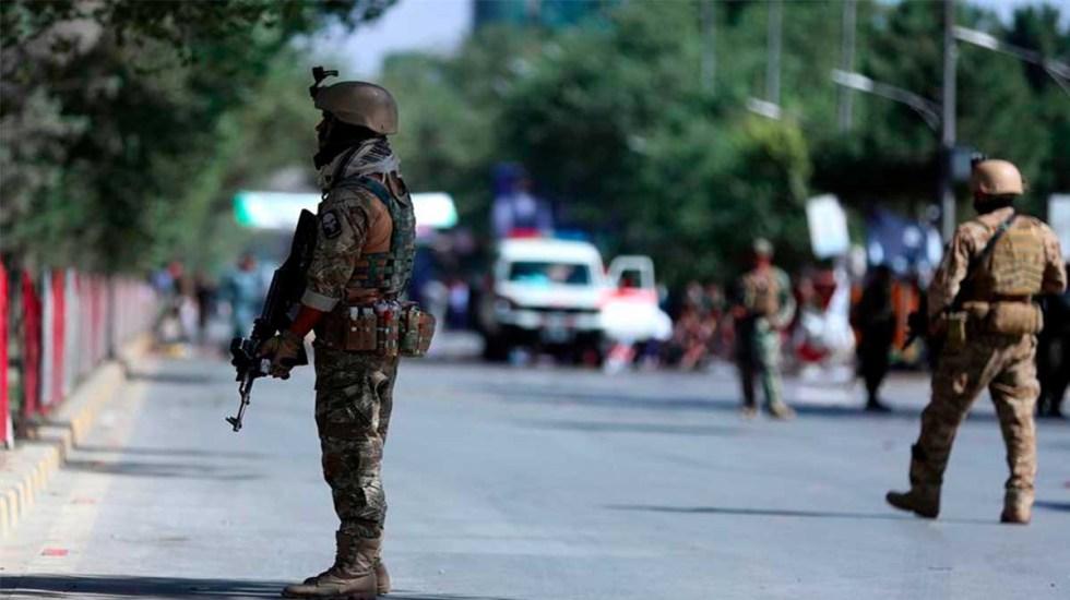 Atentado en mitin del presidente de Afganistán deja al menos 32 muertos