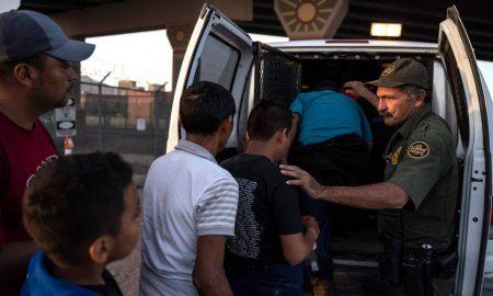 1 centroamericanos transportados al paso texas