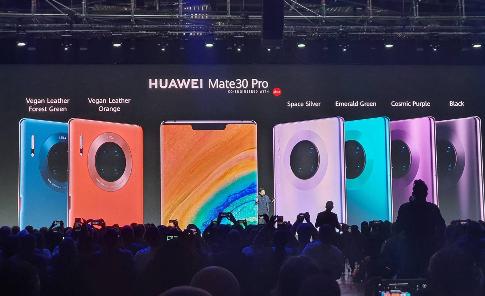 1 nuevo Huawei en Munich