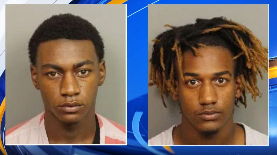 Sospechosos adultos y jóvenes identificados y acusados después de disparar contra agentes vestidos de civil
