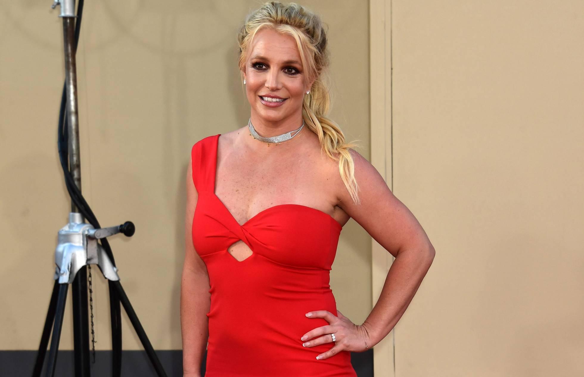 Un juez reduce a Britney Spears la custodia de sus hijos