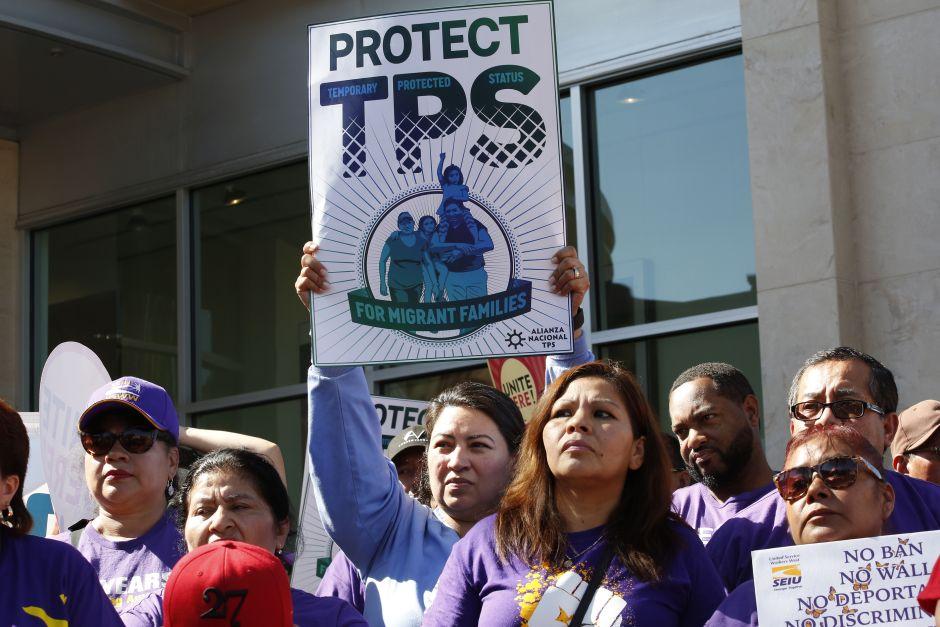 TPS para salvadoreños oficialmente expiró el lunes, pero continua vigente hasta el 2 de enero de 2020