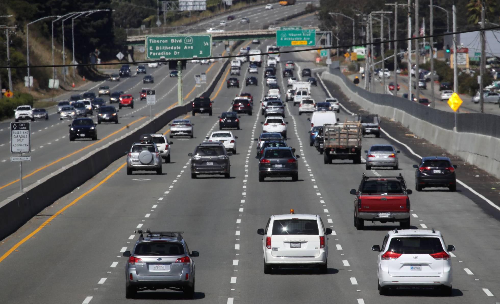 autopista de california