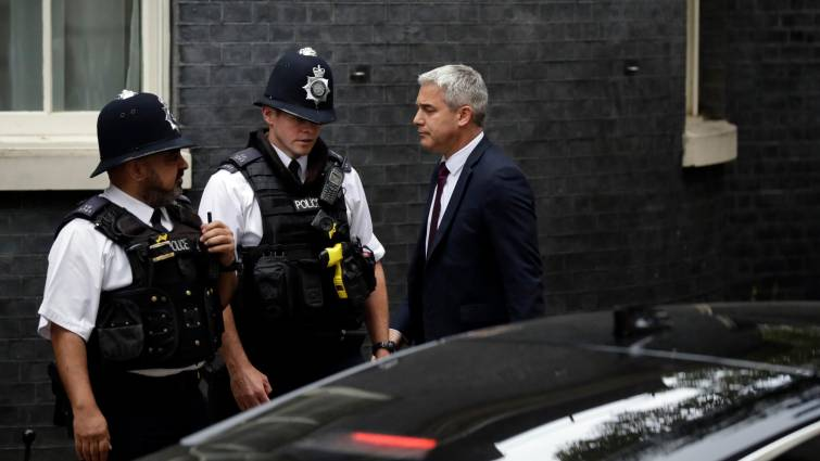 britain brexit Stephen Barclay